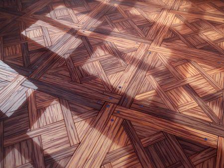 Versailles Wood Floor - Substance Designer
