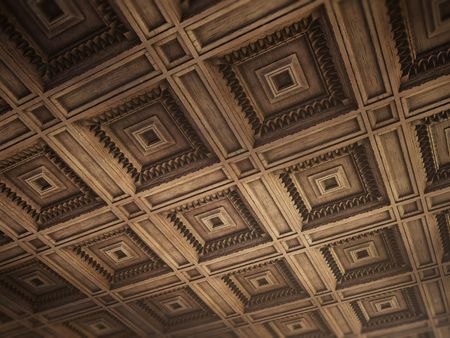 Mansion Ceiling - Substance Designer