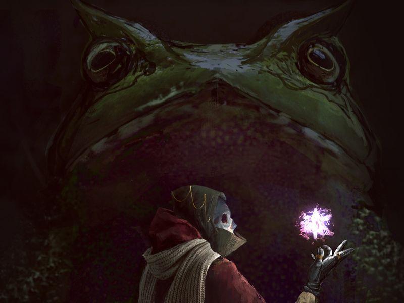 Frogmancer