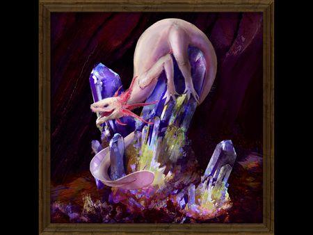Dragxolotl