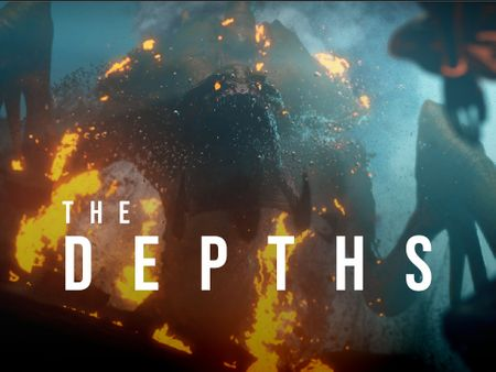Rebelway FX Challenge - The Depths