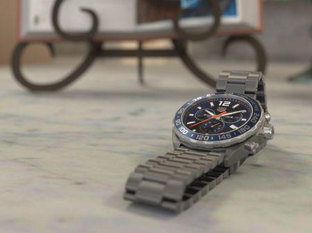 Weekly Drill - Wristwatch