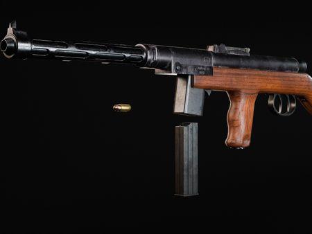 Submachine gun Mors Wz 39