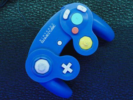 Nintendo Gamecube controller  - Weekly Drills 046