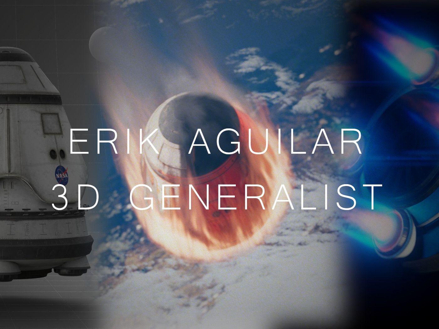 3D Generalist Portfolio