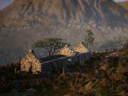 Highland Ruin