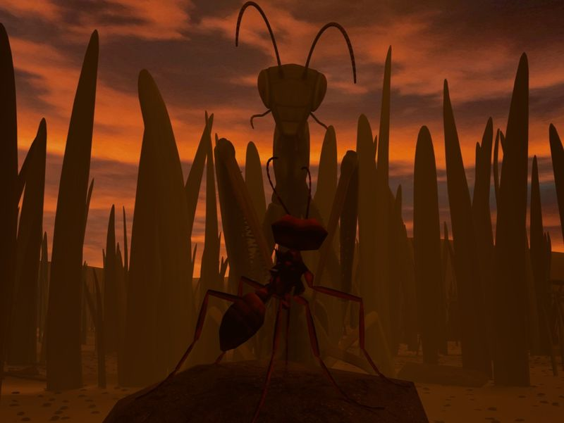 Insect Kingdom - Animations/Mechanics