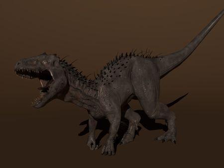 Indominous Rex Rampage