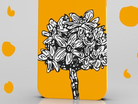 Concept for Iphone Case - Flowers