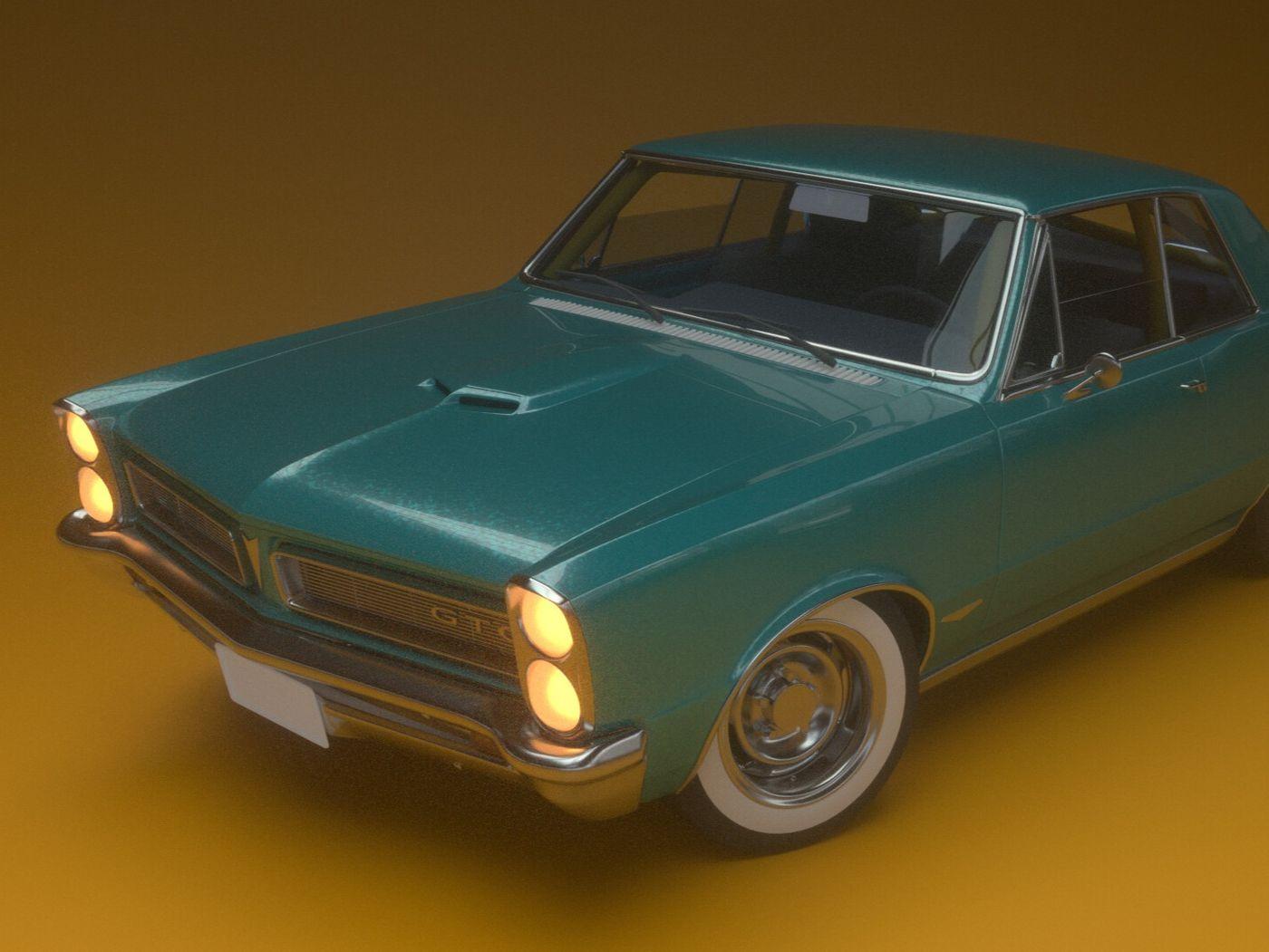 toy vintage car