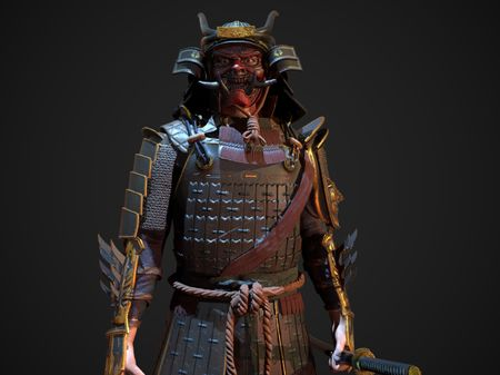 Takashi - realtime Samurai