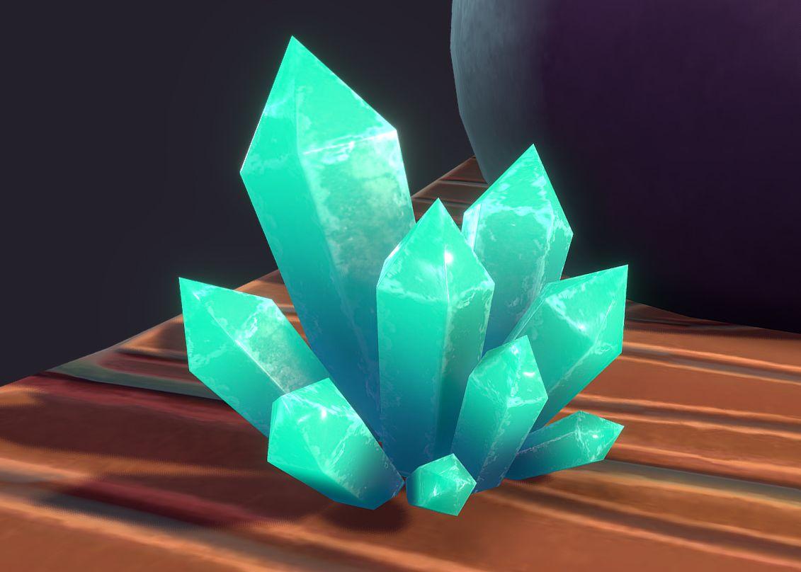 Alchemist Table Crystal Espy