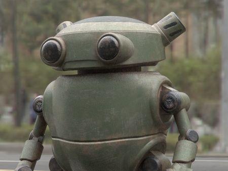 Eddie - Army companion