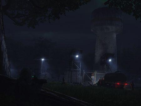 Water Tower Assault