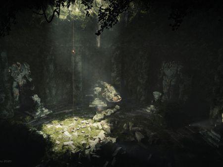 Ancient Guardians Temple