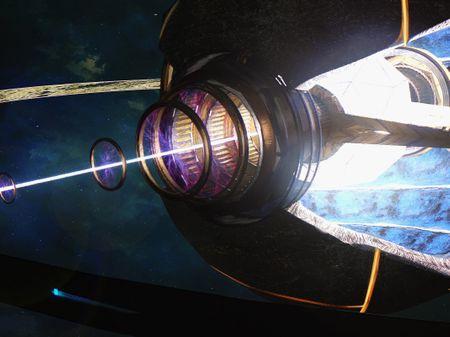 Grand Space Opera: Light Age - Environment Design