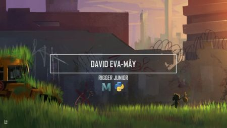 DEMOREEL RIGGING DAVID EVAMAY