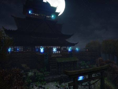 Soul Trap - Feudal Japan: The Shogunate Entry