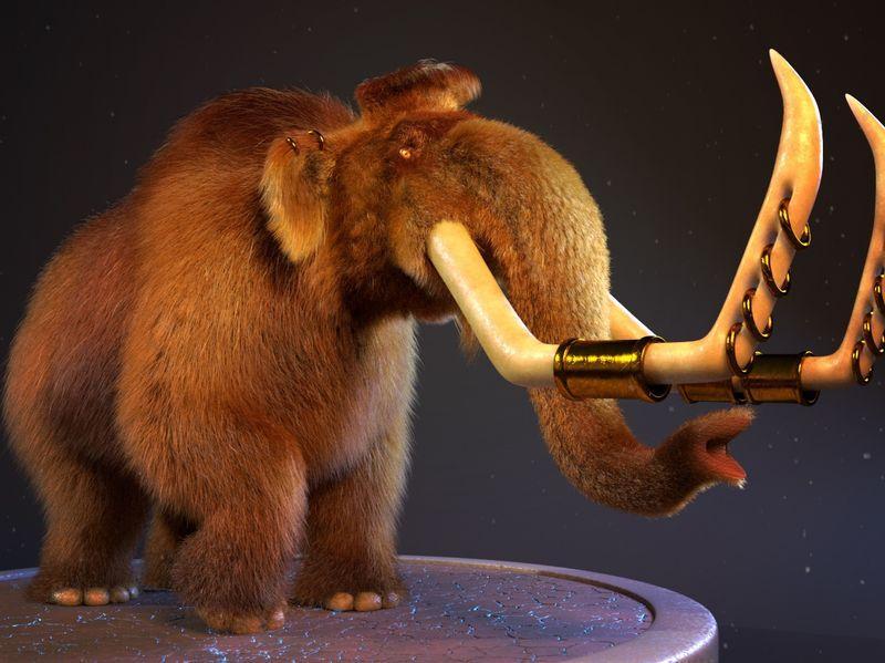 Yelena the Mammoth