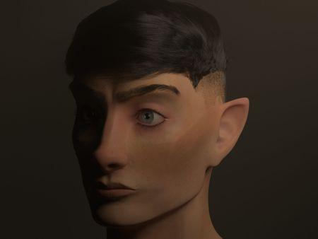 Peaky Blinders Thomas Shelby stylized