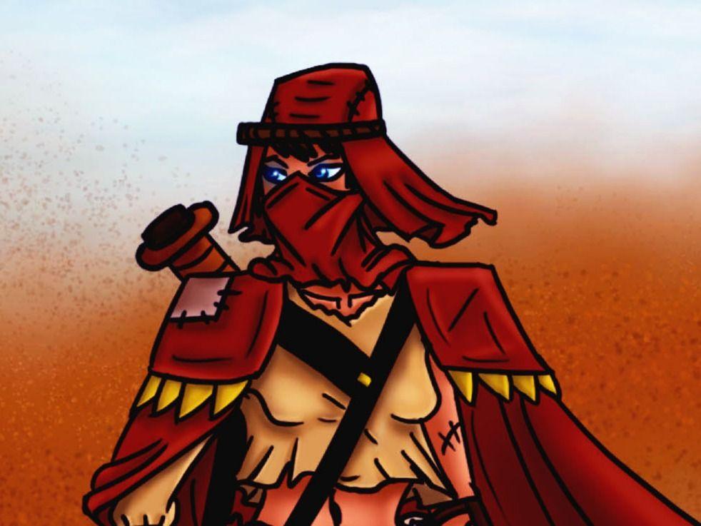 Samaira the Desert Wanderer
