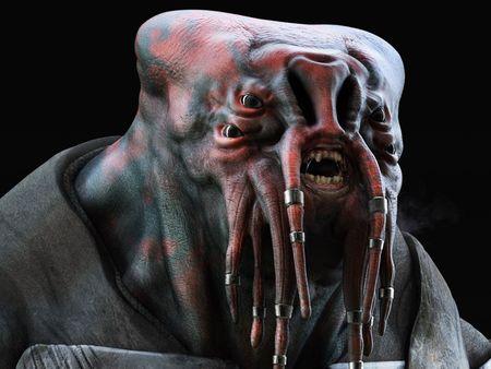 The Mandalorian Creature Design