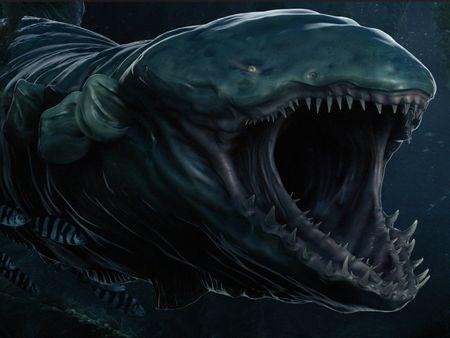 Flotsam and Jetsam Creature Design