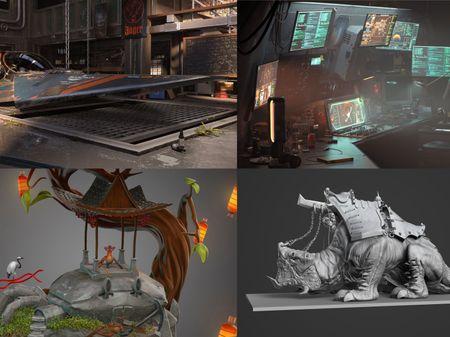 Fabian Everaert - 3D Artist