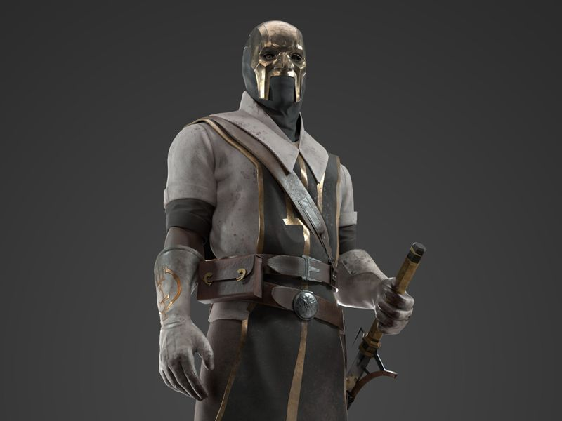 Dishonored 2 Overseer