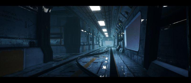 Space Corridor