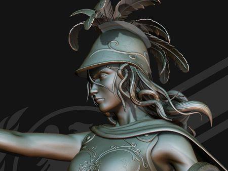 Bellona Goddess of War