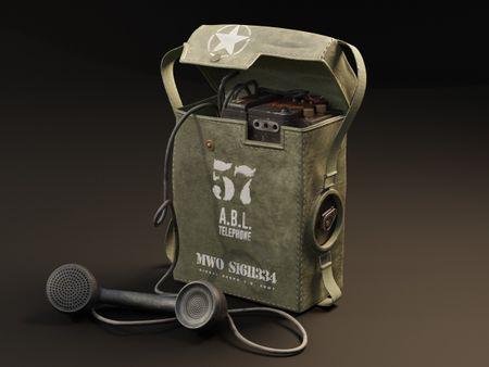 E-88 WWII Phone