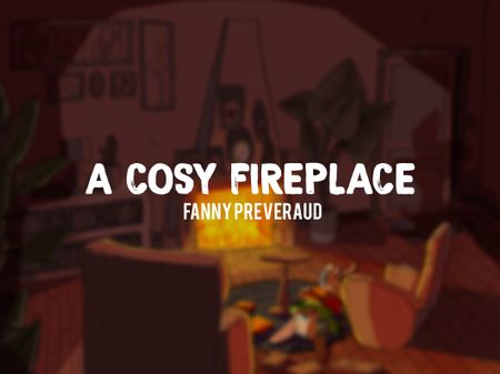 A Cosy Fireplace