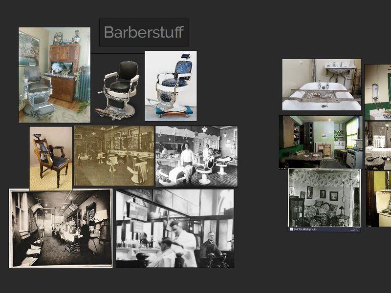 WIP - Peaky Blinders Barbershop