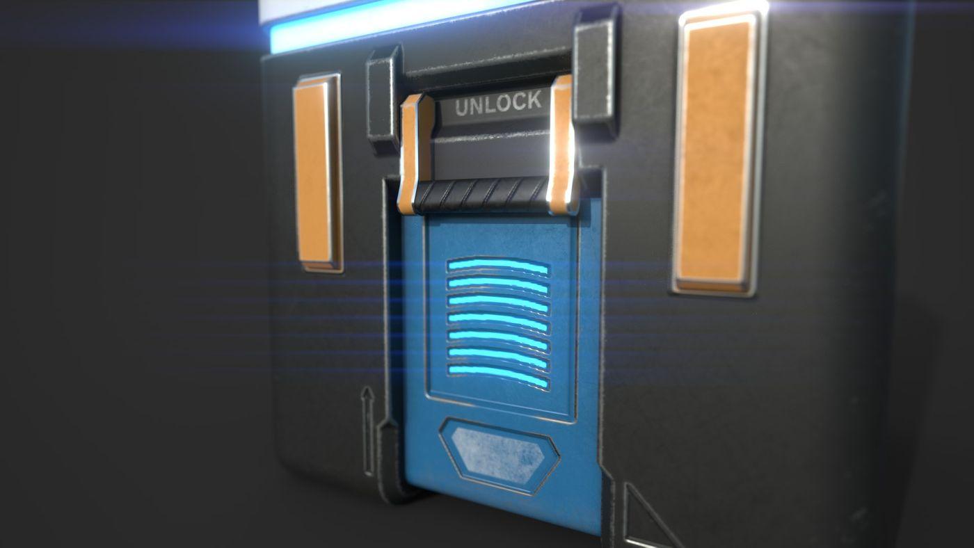 Container Box V04 5 Federicobonato
