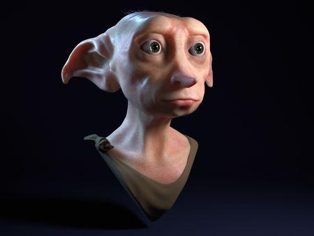Dobby the elf