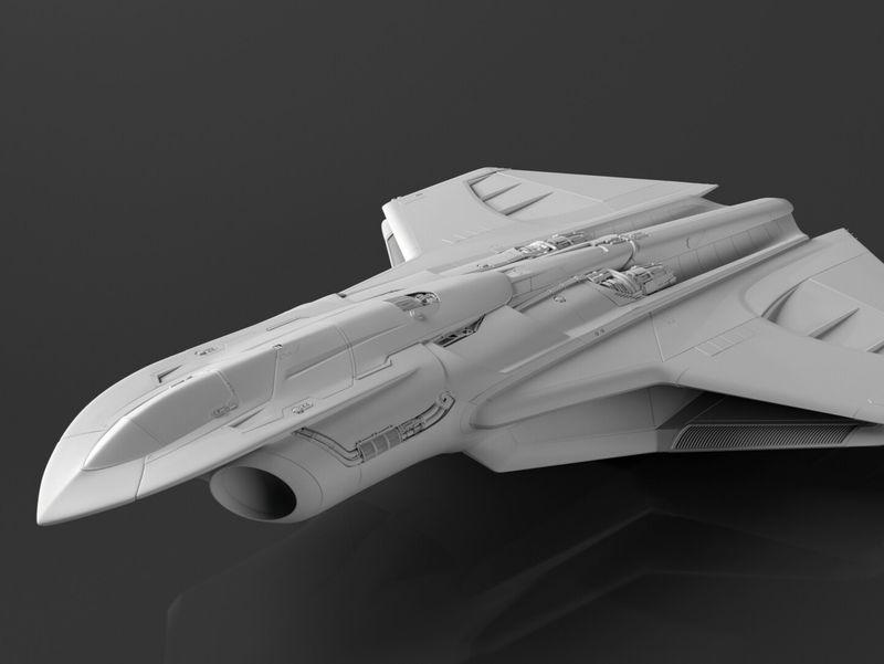 Suborbital Jet Concept