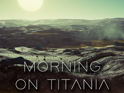 Morning on Titania