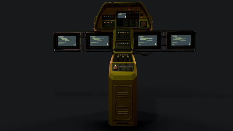 Tera Truck Console