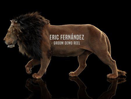 Groom Demo Reel  Eric Fernández 2021