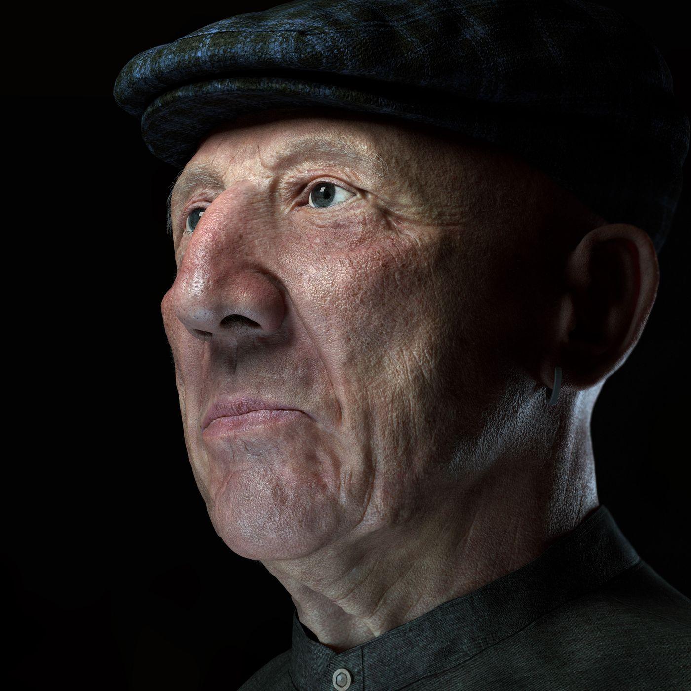 Old Man Tird Fermin