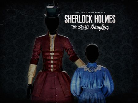 Victorian Dress - Sherlock Holmes: The Devil's Daughter FanArt