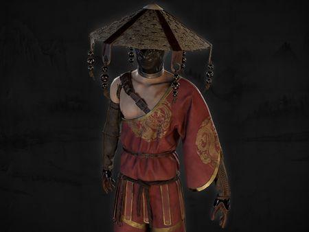 Japanese Feudal Bandit