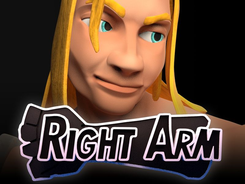 Jack - Right Arm