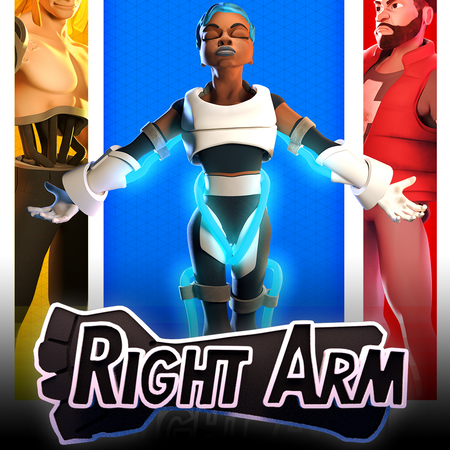 Right Arm - The Production