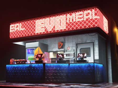 EvoMeal Food Bar