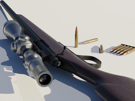 The M40 Sniper Rifle
