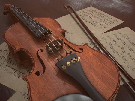 A Beginner Violin