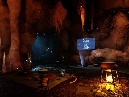 The Promised Forest Cave