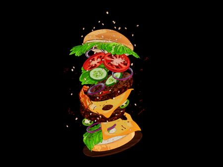 Weekly Drills 028 - Hamburgers